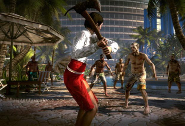 Dead Island gameplay screenshot (Xbox 360, PS3, PC)