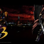 Marvel vs Capcom 3 Dantei wallpaper