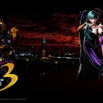 Marvel vs Capcom 3 Morrigan wallpaper