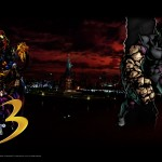 Marvel vs Capcom 3 Super Skrull wallpaper