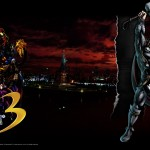 Marvel vs Capcom 3 Thorl wallpaper