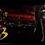 Marvel vs Capcom 3 Trish wallpaper