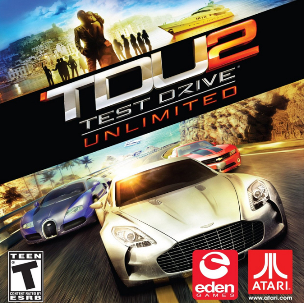 Test Drive Unlimited 2 walkthrough box artwork