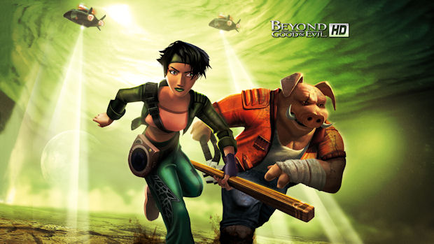 Beyond Good & Evil HD wallpaper
