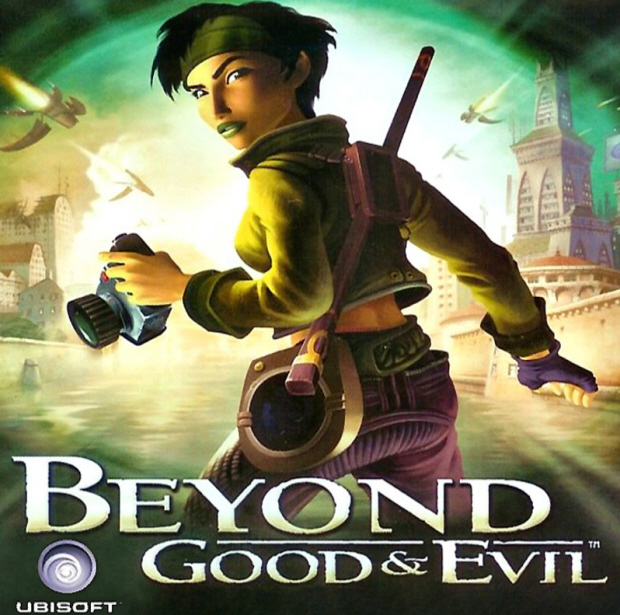 Beyond Good & Evil soundtrack artwork
