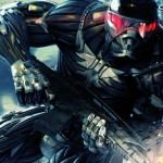 Crysis 2 wallpaper Nanosuit