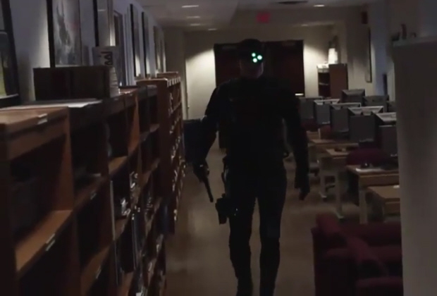 Splinter Cell live-action fan movie screenshot from Companion Films