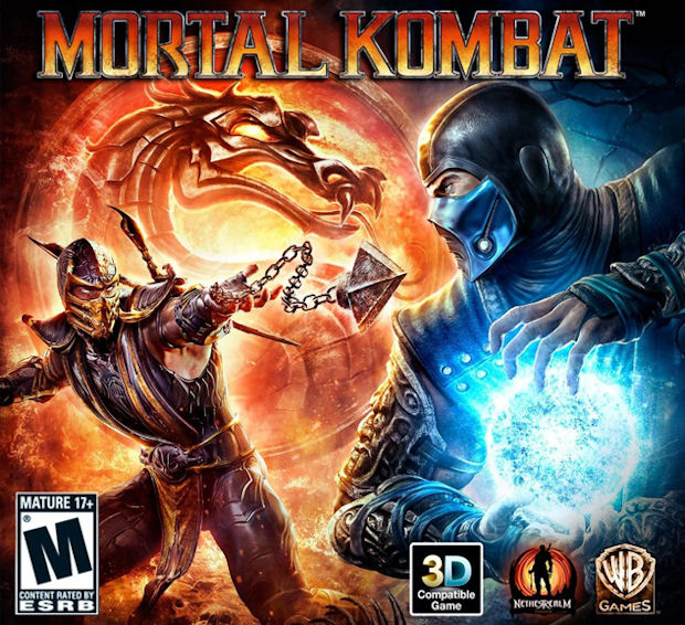 Mortal Kombat 2011 walkthrough artwork