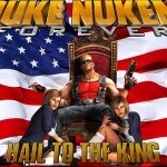 Duke Nukem Forever King Wallpaper