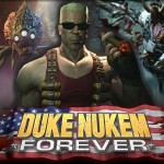 Duke Nukem Forever Logo Wallpaper