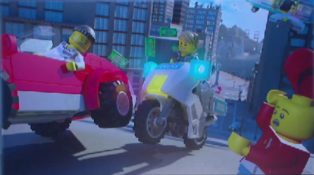 Lego GTA is Lego City Stories! An open-world Lego game