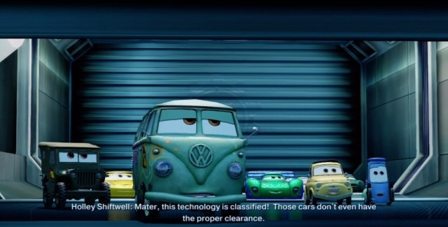 Cars 2 Review Artwork