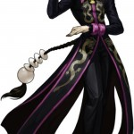 King of Fighters XIII Duo Lon Character Artwork