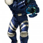 King of Fighters XIII Maxima Character Artwork