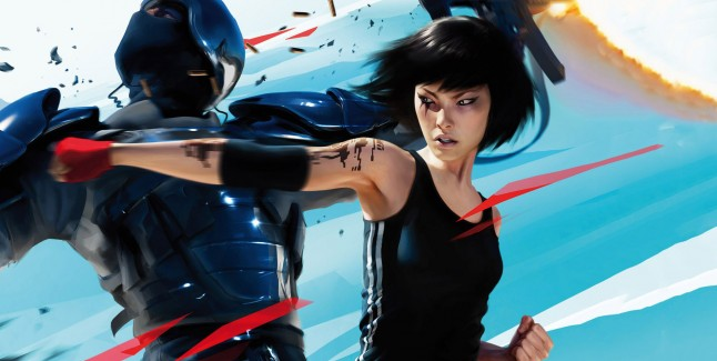 Mirrors Edge Concept Art 2