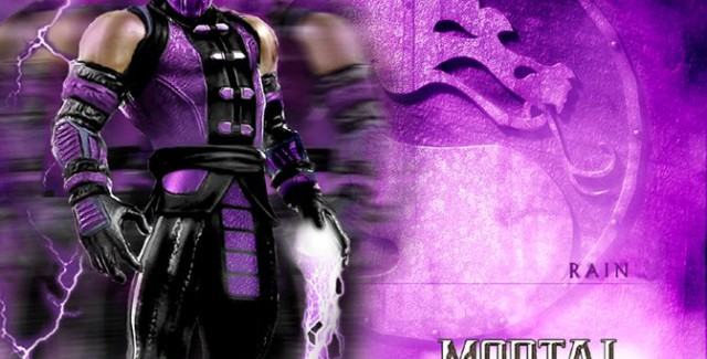 Mortal Kombat Rain artwork