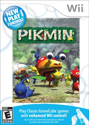 Buy New Play Control! Pikmin for Wii