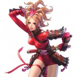 Soul Calibur 5 characters list. Artwork of new fighter Natsu