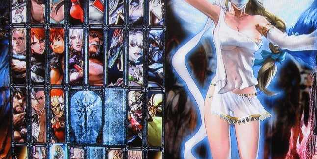 Soul Calibur 5 Elysium Artwork