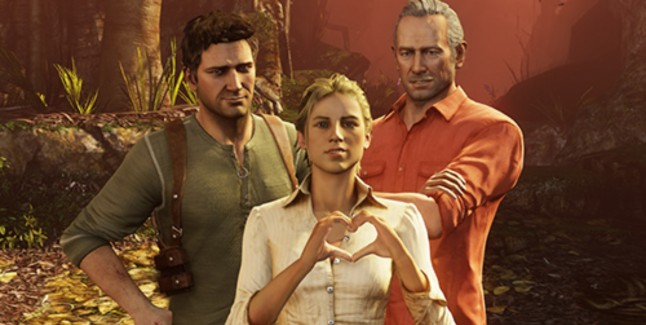 Uncharted 3 Wallpaper Elena Love