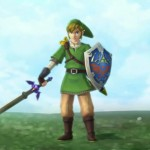 Zelda: Skyward Sword Wallpaper Link's New Look