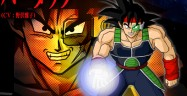 Bardock artwork from Dragon Ball Z