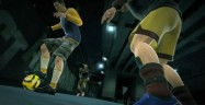 FIFA Street 2012 Gameplay Screenshot of Soccer/Futbol in action