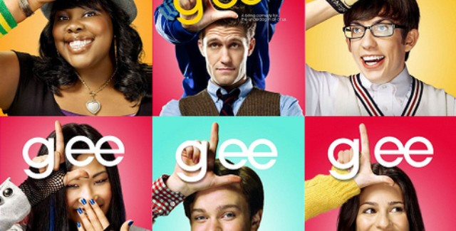 Glee Cast Artwork