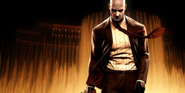 Hitman Blood Money Promo Image