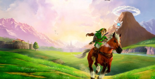 Legend Of Zelda Ocarina Of Time 3ds Link