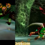 Ocarina of Time 3DS screenshot of Ghoma Boss Comparison N64 to 3DS