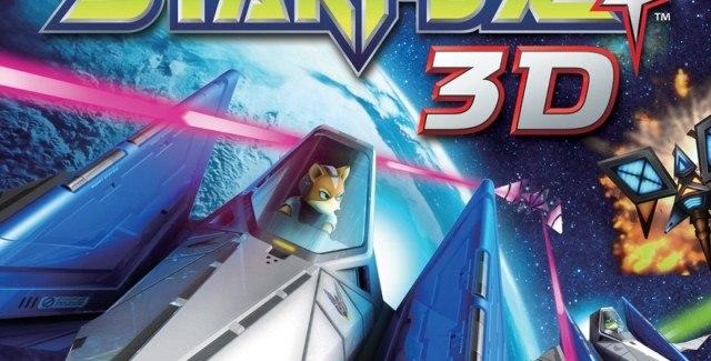 Starfox 64 3DCover Art from 3DS Box