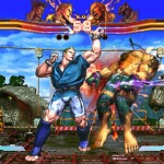 Street Fighter vs Tekken Abel Character Screenshot