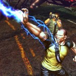 Street Fighter x Tekken Cole MacGrath Character Screenshot
