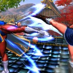 Street Fighter x Tekken Julia Chang Character Screenshot