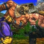 Street Fighter x Tekken King Character Screenshot