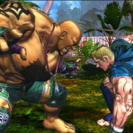 Street Fighter x Tekken Marduk Character Screenshot