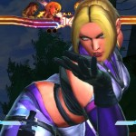Street Fighter x Tekken Nina Williams Character Screenshot