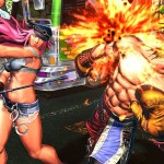 Street Fighter X Tekken Poison Character Screenshot
