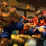 Street Fighter x Tekken Sagat Character Screenshot