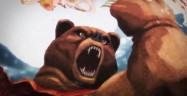 Street Fighter X Tekken Kuma Art Screenshot from Gamescom 2011 Trailer