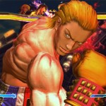 Street Fighter x Tekken Steve Fox Character Screenshot