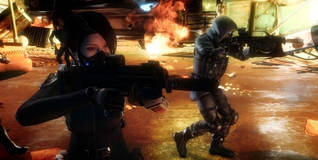Resident Evil Operation City Screenshot