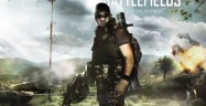 Battlefield 3 Artwork for Caspian Border