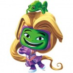Disney Universe Rapunzel Artwork