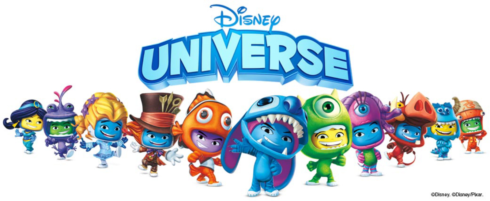 disney universe characters list disney universe cast of characters artwork