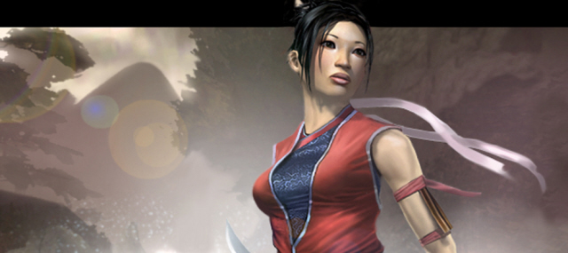 Jade Empire Art