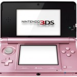 Misty Pink Nintendo 3DS Colored System