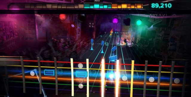 Rocksmith Gameplay Screenshot