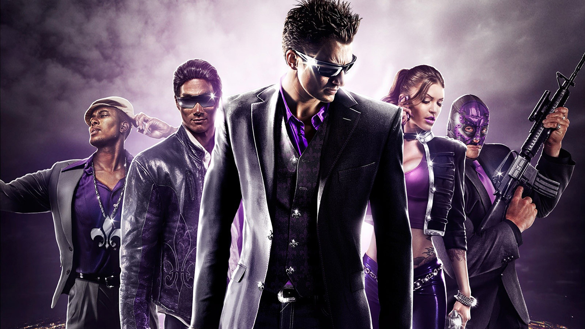 Saints Row 3 Wallpaper